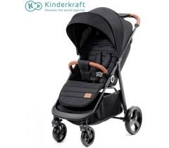 Kinderkraft - Carrinho de bebé GRANDE black
