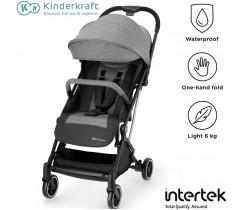 Kinderkraft - Carrinho de bebé INDY grey