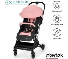 Kinderkraft - Carrinho de bebé INDY pink