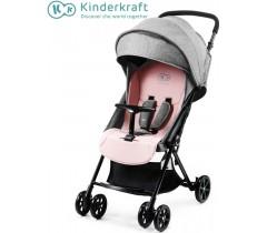 Kinderkraft - Carrinho de bebé LITE UP pink