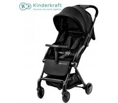 Kinderkraft - Carrinho de bebé PILOT black