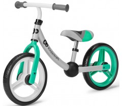 Kinderkraft - Bicicleta 2way next light green