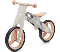 Kinderkraft - Bicicleta Runner 2021 Nature grey