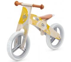 Kinderkraft - Bicicleta Runner 2021 Nature yellow