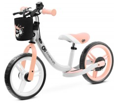 Kinderkraft - Bicicleta Space Peach coral