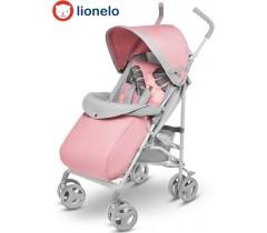 Lionelo - Carrinho de passeio Elia Tropical Pink