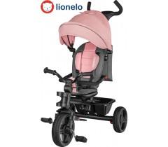 Lionelo - Triciclo Haari Bubblegum