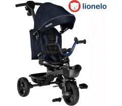 Lionelo - Triciclo Kori Blue Navy Blue Navy