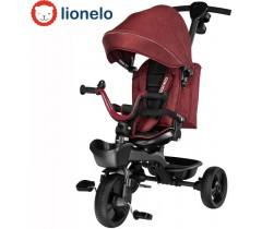 Lionelo - Triciclo Kori Red Burgundy Red Burgundy