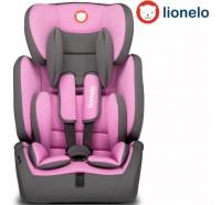 Lionelo - Cadeira auto Levi Simple Candy Pink (9-36 kg)