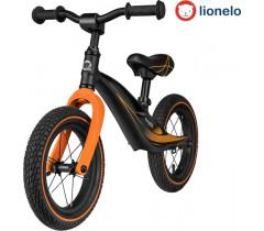 Lionelo - Bicicleta de Equilíbrio Bart Air Sporty Black