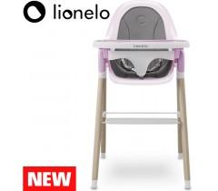 Lionelo - Cadeira da papa Maya Pink Rose