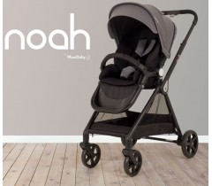 Sistema de transporte Duo Noha Grey