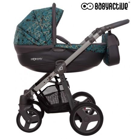 BabyActive - Carrinho de bebé 2 in 1 Mommy Kailat