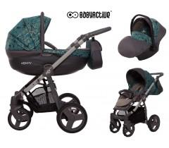 BabyActive - Carrinho de bebé 3 in 1 Mommy Kailat