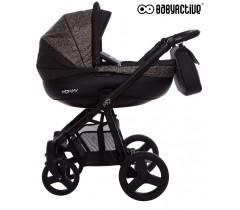 BabyActive - Carrinho de bebé 2 in 1 Mommy Obsidian