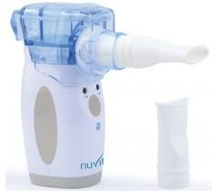 "Nuvita - Nebulizador portátil com tecnología ""Vibranting MESH"""