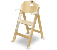 Lionelo - Cadeira da papa Floris branco madeira