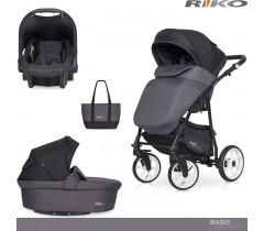RIKO - Carrinho multifuncional BASIC SPORT + CARLO Carbon