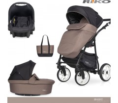 RIKO - Carrinho multifuncional BASIC SPORT + CARLO Dakar