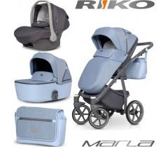 RIKO - Carrinho multifuncional MARLA + KITE ISOFIX READY Niagara