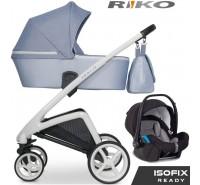 RIKO - MOLLA chassis, alcofa + bolsa + KITE ISOFIX READY Niagara Falls