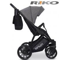 RIKO - Carrinho de bebé NUNO Anthracite