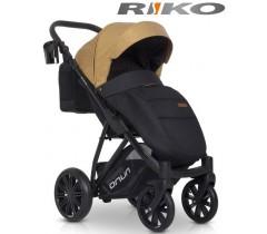RIKO - Carrinho de bebé NUNO Gold