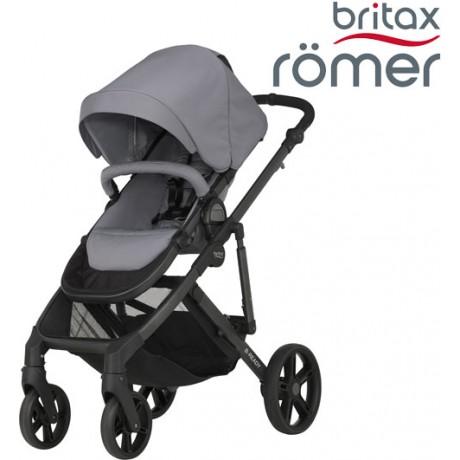 Britax Romer Carro Rua B-READY Steel Grey