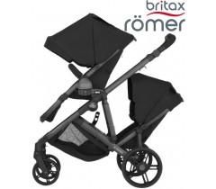 Britax Romer Carro Rua B-READY Double Cosmos Black