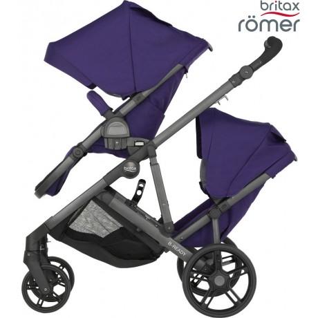 Britax Romer Carro Rua B-READY Double Mineral Purple