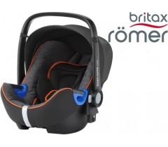 Britax Romer Baby Safe I-SIZE Black Marble