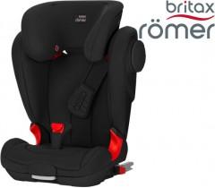 Britax Romer KIDFIX II XP SICT - Black Series,  Cosmos Black