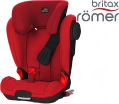 Britax Romer KIDFIX II XP SICT - Black Series,  Flame Red