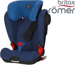 Britax Romer KIDFIX II XP SICT - Black Series,  Ocean Blue