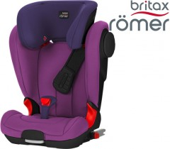 Britax Romer KIDFIX II XP SICT - Black Series,  Mineral Purple