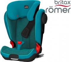 Britax Romer KIDFIX II XP SICT - Black Series,  Green Marble