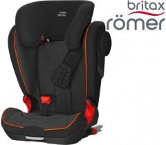 Britax Romer KIDFIX II XP SICT - Black Series,  Black Marble
