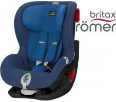 Britax  Romer KING II LS - Black Series,  Ocean Blue