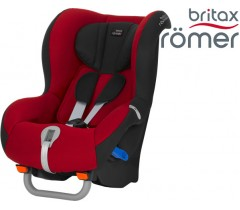 Britax Romer MAX-WAY - Black Series,  Flame Red