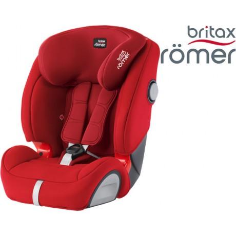 Britax Romer EVOLVA 123 SL SICT Flame Red