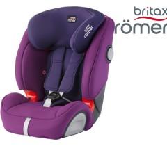 Britax Romer EVOLVA 123 SL SICT Mineral Purple
