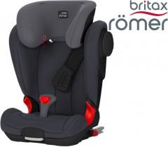 Britax Romer KIDFIX II XP SICT - Black Series,  Storm Grey