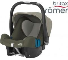 Britax Romer BABY SAFE PLUS SHR II  Olive Green