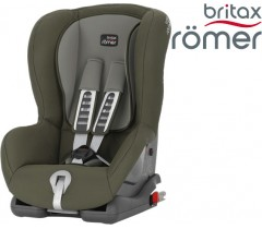 Britax Romer DUO plus Olive Green