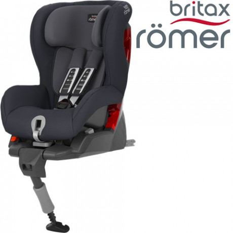Britax Romer SAFEFIX plus Storm Grey