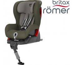Britax Romer SAFEFIX plus Olive Green