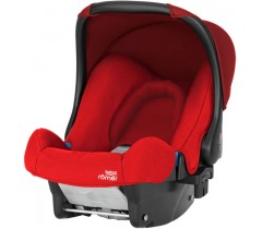 Romer Britax Baby Safe Flame Red