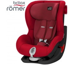 BRITAX RÖMER - King II BLACK SERIES Flame Red