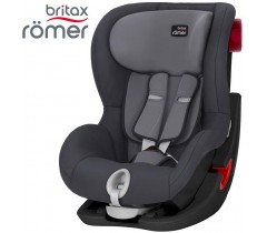 BRITAX RÖMER - King II BLACK SERIES Storm Grey